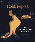 Robb Report Magazine 11/1/2018