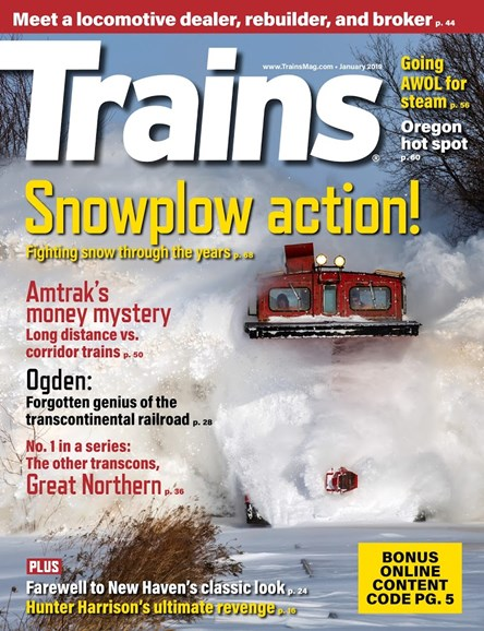 Trains Cover - 1/1/2019