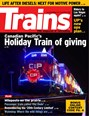 Trains Magazine | 12/2018 Cover