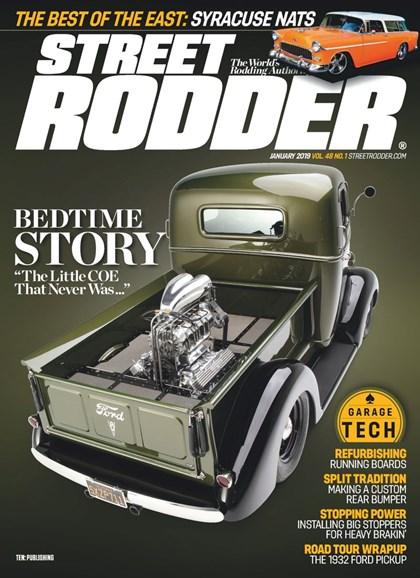 Street Rodder Cover - 1/1/2019