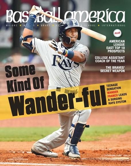 Baseball America Cover - 11/2/2018