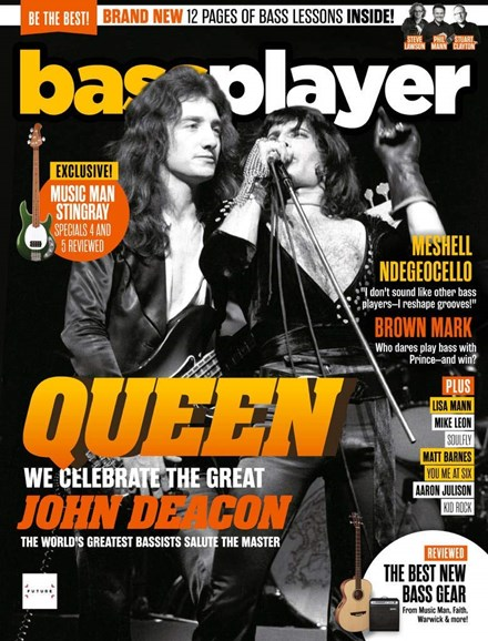 Bass Player Cover - 12/1/2018