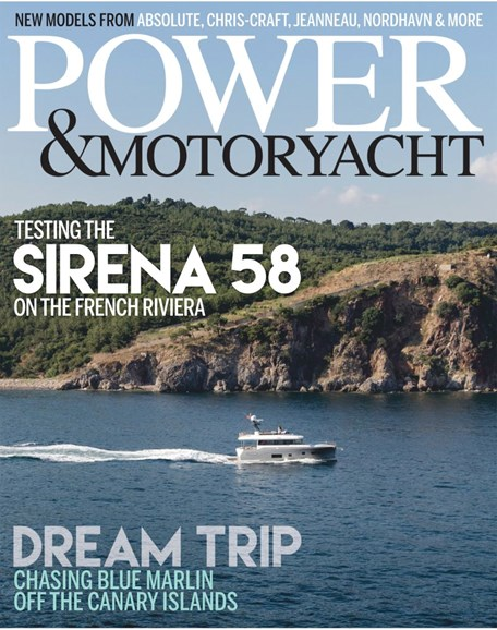 Power & Motoryacht Cover - 12/1/2018