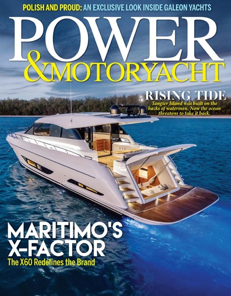 Power & Motoryacht Cover - 11/1/2018