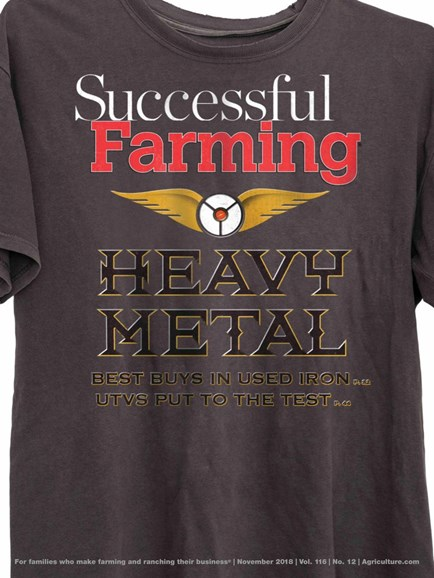 Successful Farming Cover - 11/1/2018