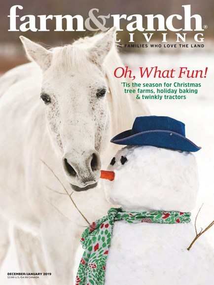 Farm & Ranch Living Cover - 12/1/2018