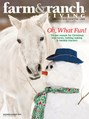 Farm & Ranch Living Magazine | 12/2018 Cover