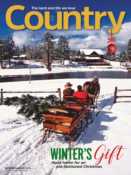 Country Cover - 12/1/2018
