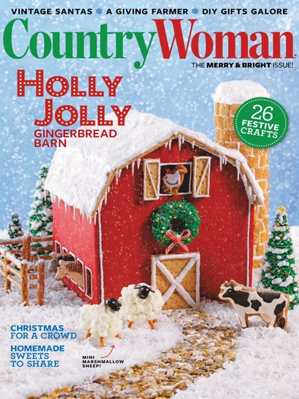 Country Woman Cover - 12/1/2018