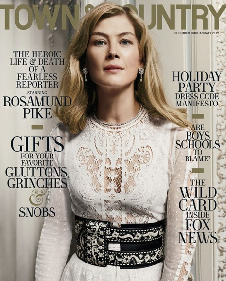 Town & Country Cover - 12/1/2018