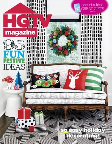 HGTV Cover - 12/1/2018