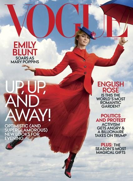 Vogue Cover - 12/1/2018