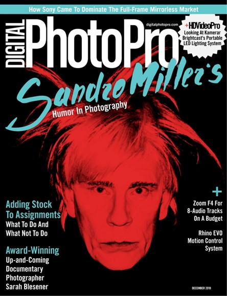 Digital Photo Pro Cover - 12/1/2018