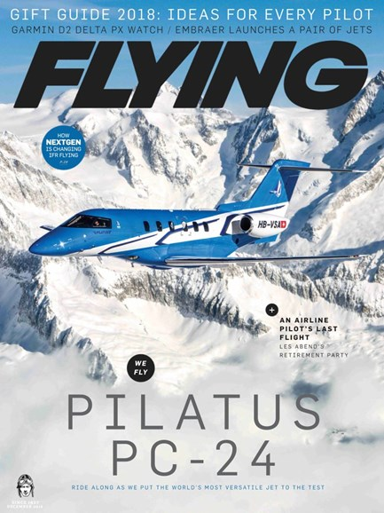 Flying Cover - 12/1/2018