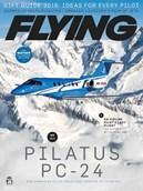 Flying Magazine | 12/2018 Cover