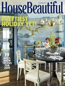 House Beautiful Magazine 12/1/2018