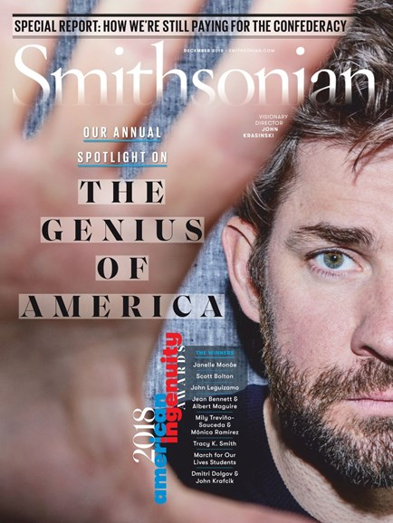 Smithsonian Cover - 12/1/2018