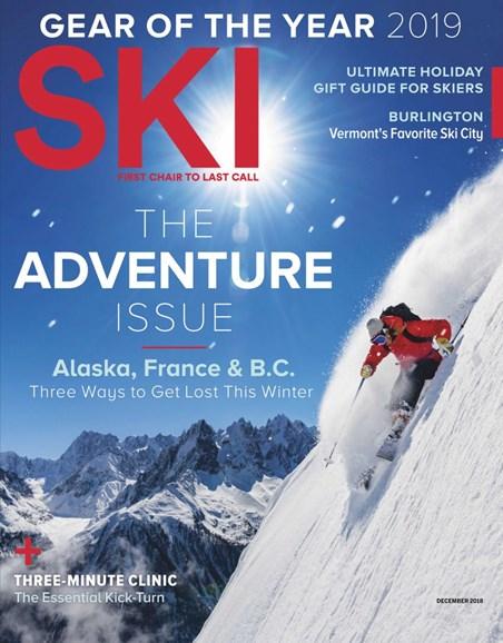 Ski Cover - 12/1/2018