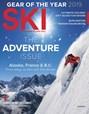 Ski Magazine | 12/2018 Cover