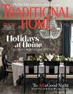 Traditional Home Magazine | 11/1/2018 Cover
