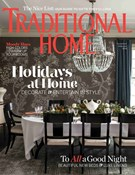 Traditional Home Magazine 11/1/2018