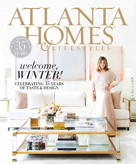 Atlanta Homes & Lifestyles Cover - 12/1/2018