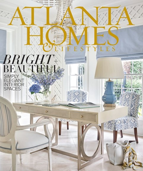 Atlanta Homes & Lifestyles Cover - 11/1/2018