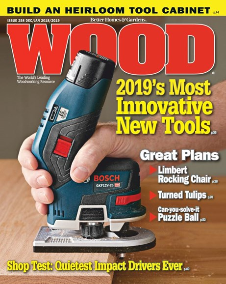 Wood Cover - 12/1/2018