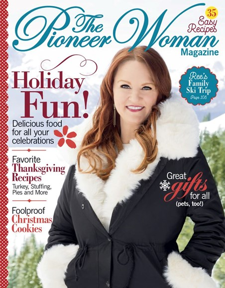 The Pioneer Woman Cover - 12/1/2018