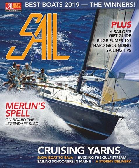 Sail Cover - 12/1/2018