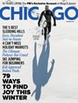 Chicago Magazine | 12/2018 Cover