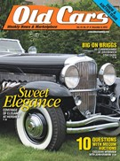 Old Cars Weekly Magazine 12/6/2018