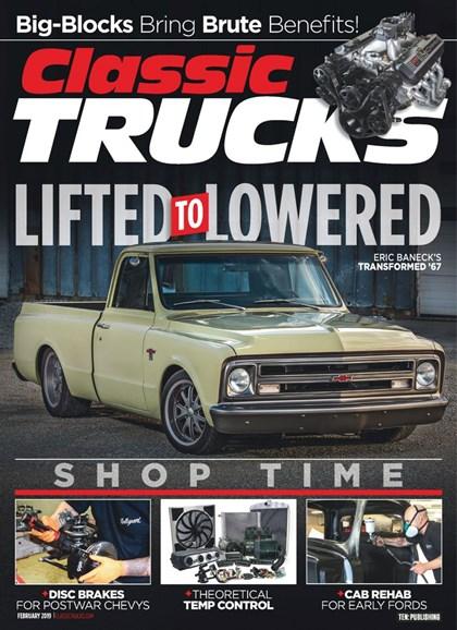 Classic Trucks Cover - 2/1/2019
