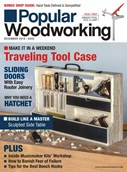 Popular Woodworking Magazine | 12/2018 Cover