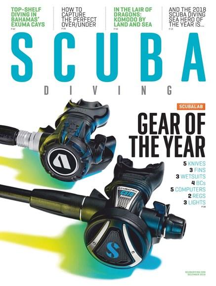 Scuba Diving Cover - 12/1/2018