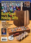 Woodworker's Journal Magazine 12/1/2018