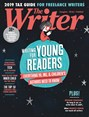 The Writer Magazine | 1/2019 Cover