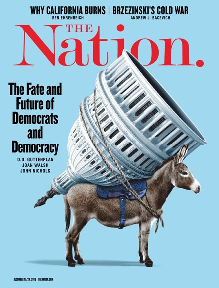 The Nation Cover - 12/17/2018