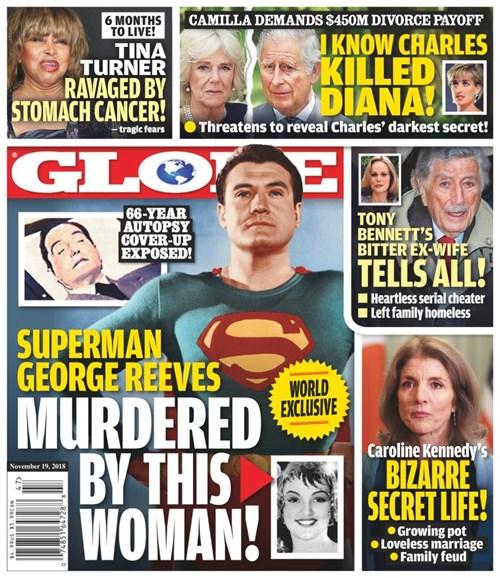 Globe Cover - 11/19/2018