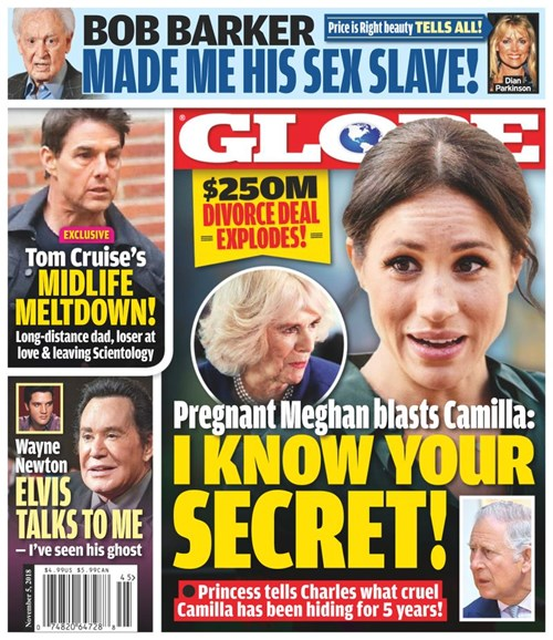 Globe Cover - 11/5/2018