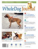 Whole Dog Journal 12/1/2018