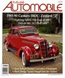 Collectible Automobile Magazine | 2/2019 Cover