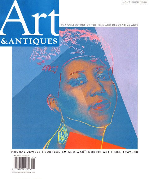Art & Antiques Cover - 11/1/2018
