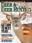 Deer & Deer Hunting Magazine | 12/2018 Cover