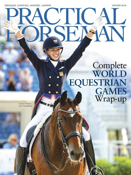 Practical Horseman Cover - 12/1/2018