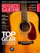 Acoustic Guitar Magazine 12/1/2018