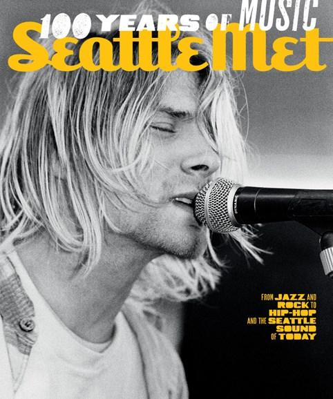 Seattle Met Cover - 12/1/2018