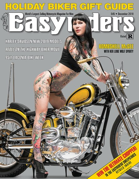 Easyriders Cover - 12/1/2018