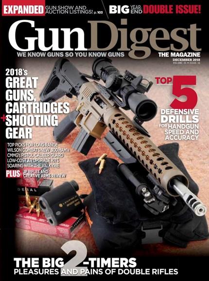 Gun Digest Cover - 12/1/2018