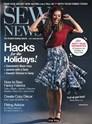 Sew News Magazine | 12/2018 Cover
